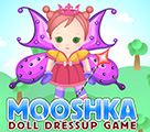 Mooshka Doll Dress Up